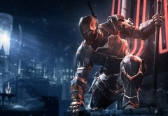 Batman: Arkham Origins (Deathstroke)